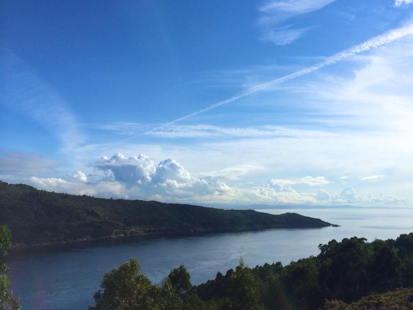tarde de verano en la ría de Ferrol. Tormentas a la vista (C) Luis Cana